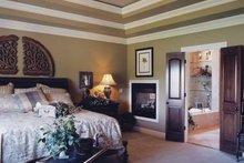 House Plan Design - Country Interior - Master Bedroom Plan #46-747