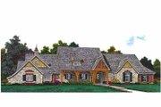 Craftsman Style House Plan - 3 Beds 2.5 Baths 2542 Sq/Ft Plan #310-1253