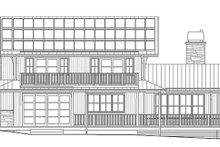Dream House Plan - Prairie Exterior - Other Elevation Plan #1042-18