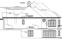 House Design - Traditional Exterior - Other Elevation Plan #453-568