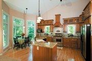 Craftsman Style House Plan - 3 Beds 2.5 Baths 1999 Sq/Ft Plan #120-198 Interior - Kitchen