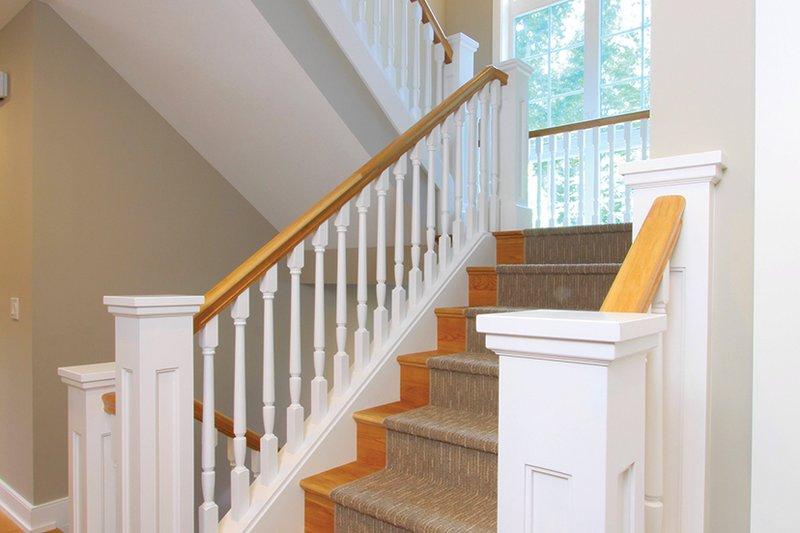 Craftsman Interior - Entry Plan #928-277 - Houseplans.com