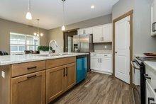 Home Plan - Traditional Interior - Kitchen Plan #70-1474