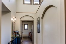 Dream House Plan - Upper Hallway  Build 2