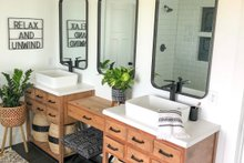 Home Plan - Traditional Interior - Master Bathroom Plan #51-326