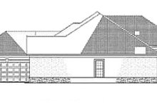 Home Plan - Mediterranean Exterior - Other Elevation Plan #17-3368