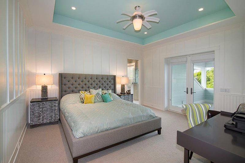 Country Interior - Bedroom Plan #1017-157 - Houseplans.com