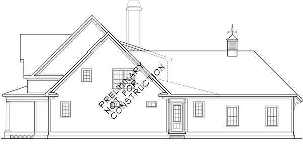 House Plan Design - Craftsman Floor Plan - Other Floor Plan #927-526