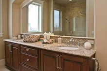 Craftsman Interior - Master Bathroom Plan #928-230