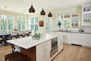 Farmhouse Style House Plan - 5 Beds 3.5 Baths 4478 Sq/Ft Plan #928-308 Interior - Kitchen