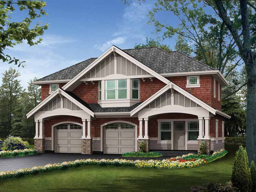 Craftsman style house plan 0 beds 1 baths 1660 sq ft for Www eplans com