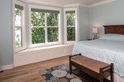 Craftsman Style House Plan - 4 Beds 3.5 Baths 3132 Sq/Ft Plan #929-407 Interior - Master Bedroom