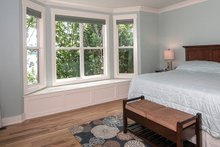 House Plan Design - Craftsman Interior - Master Bedroom Plan #929-407