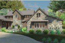 House Plan Design - Craftsman Exterior - Other Elevation Plan #120-186