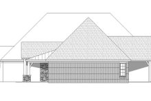 Country Exterior - Other Elevation Plan #932-313