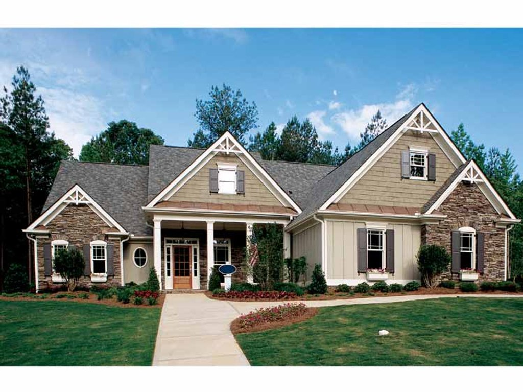 Country style house plan 3 beds 2 5 baths 2548 sq ft for Www homeplans com