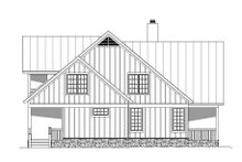 Architectural House Design - Country Exterior - Other Elevation Plan #932-146