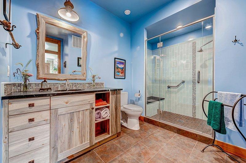 Prairie Interior - Bathroom Plan #1042-18 - Houseplans.com