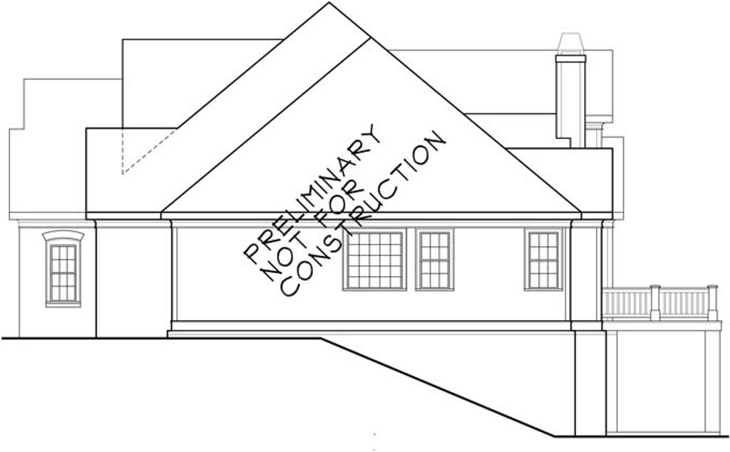 Country style house plan 4 beds 3 baths 3254 sq ft plan for Weinmaster house plans