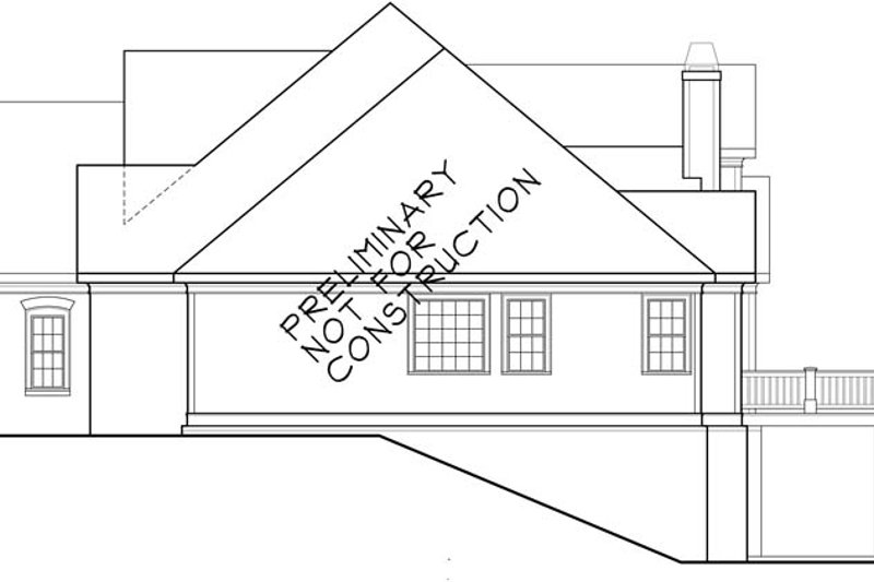 Country Exterior - Other Elevation Plan #927-295 - Houseplans.com
