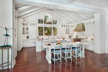 Country Interior - Kitchen Plan #1017-163