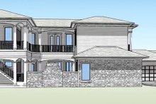 House Plan Design - Country Exterior - Other Elevation Plan #938-15