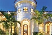 Mediterranean Style House Plan - 4 Beds 4.5 Baths 3790 Sq/Ft Plan #930-13 Photo