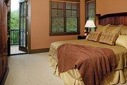 European Style House Plan - 4 Beds 4 Baths 2263 Sq/Ft Plan #929-891 Interior - Master Bedroom