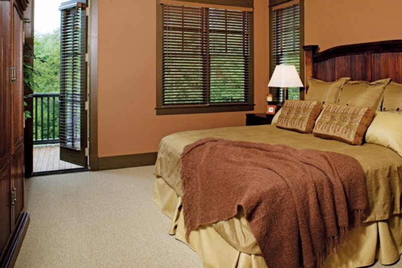 European Interior - Master Bedroom Plan #929-891 - Houseplans.com