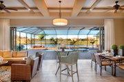 Mediterranean Style House Plan - 3 Beds 3 Baths 3083 Sq/Ft Plan #930-448 Interior - Other