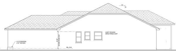 Home Plan - Mediterranean Floor Plan - Other Floor Plan #1058-34