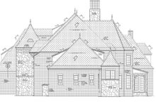 House Plan Design - European Exterior - Other Elevation Plan #453-597