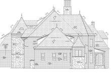 Home Plan - European Exterior - Other Elevation Plan #453-597