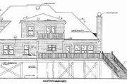 Beach Style House Plan - 3 Beds 2 Baths 2205 Sq/Ft Plan #37-174