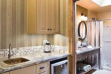Bathroom - 4000 square foot European home
