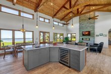 Home Plan - Ranch Interior - Kitchen Plan #140-149