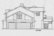 Mediterranean Style House Plan - 4 Beds 4.5 Baths 3937 Sq/Ft Plan #472-2 Photo