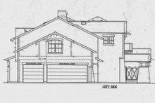 House Design - Mediterranean Photo Plan #472-2