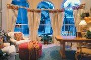 Mediterranean Style House Plan - 4 Beds 3.5 Baths 3792 Sq/Ft Plan #930-50 Interior - Other