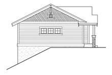 Architectural House Design - Craftsman Exterior - Other Elevation Plan #132-525