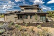 Modern Style House Plan - 3 Beds 3 Baths 2184 Sq/Ft Plan #895-113 Photo