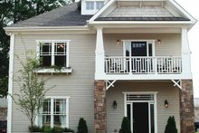 Craftsman Exterior - Front Elevation Plan #54-226