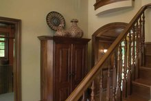 Architectural House Design - Classical Interior - Entry Plan #928-55