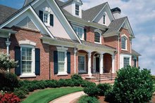 Home Plan - Traditional Exterior - Front Elevation Plan #927-176