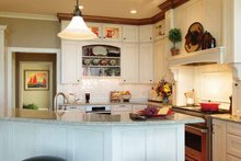 House Plan Design - Country Interior - Kitchen Plan #928-231