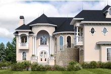 House Plan Design - Victorian Exterior - Other Elevation Plan #1066-55