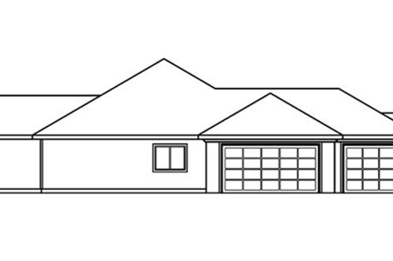 European Exterior - Other Elevation Plan #124-514 - Houseplans.com