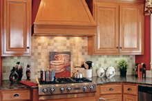 Dream House Plan - European Interior - Kitchen Plan #927-24