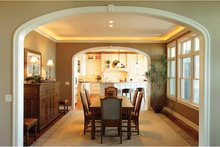 House Plan Design - Country Interior - Dining Room Plan #928-231