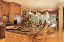 Traditional Interior - Kitchen Plan #37-274